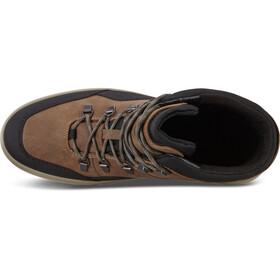 ECCO Soft 7 Tred Bottes Homme, black/navajo brown